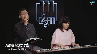 CHẠM - Live Acoustic - Ngài Vực Tôi - He Lifted Me - Thiên Bảo