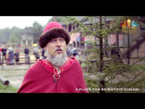 "ANCIENT KYIV in THE ""KYEVAN RUS PARK"""