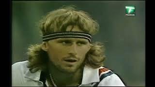 John McEnroe vs Bjorn Borg Final US Open 1980 Part 2