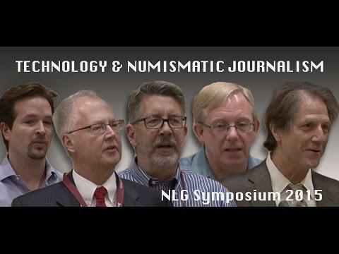 CoinWeek: Numismatic Literary Guild Symposium Chicago 2015. VIDEO: 57:37.