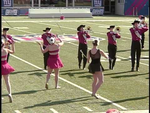Saucon Valley Marching Band 2011 Latin Explosion