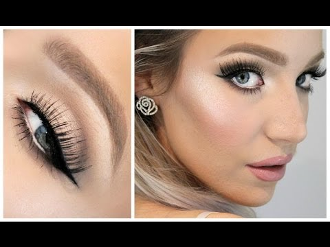 how to make eyeshadow not flaky on hooded eyes