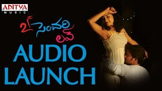 21St Century Love Audio Launch || Gopinadh , Vishnupriya