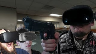 BITWA O BIURO   PAVLOV VR: GUN GAME