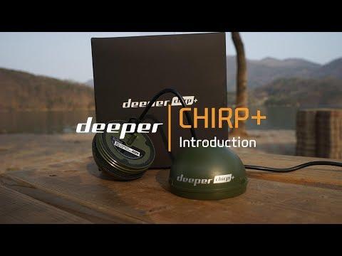 디퍼 어군탐지기 Chirp + 제품 소개 Deeper Sonar Introduces CHIRP Technology