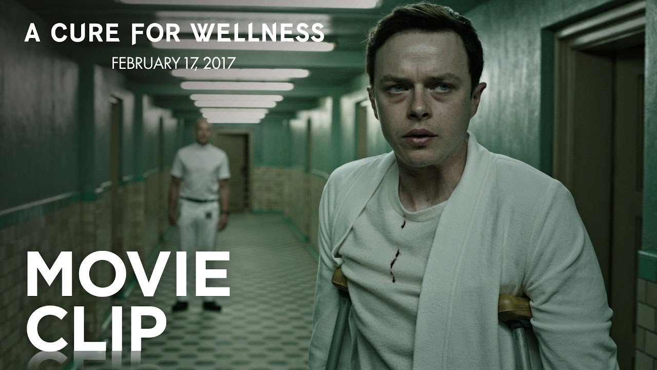 "A Cure for Wellness | ""Hall Confrontation"" Clip [HD] 