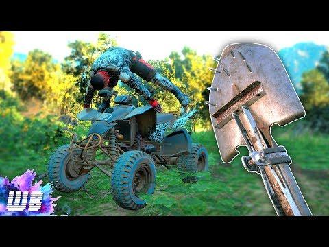 Far Cry New Dawn - THE SHOVEL THROWING PROBLEM thumbnail