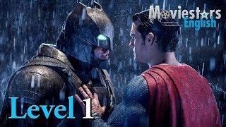 Aprender Inglés con Películas - Top 5 Batman v Superman Phrasal Verbs
