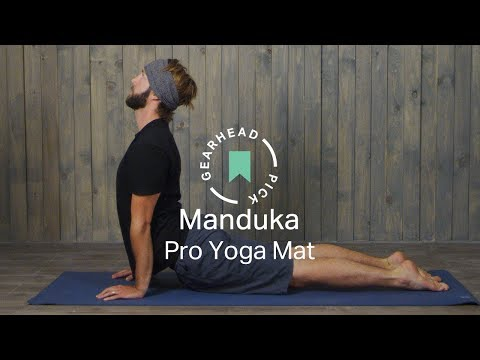 Gearhead Pick: Manduka Pro Yoga Mat Review