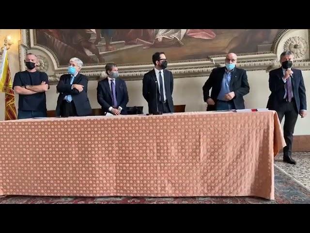 BASKET - In Sala Degli Stucchi Di Palazzo Trissino  la presentazione di Pallacanestro Vicenza 2012