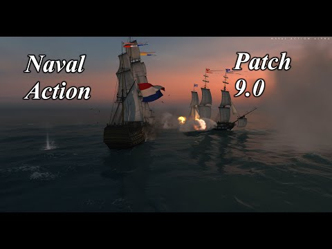 Naval Action Patch 9 0 Release!
