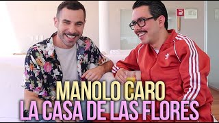Audición con Manolo Caro - El Creador de LA CASA DE LAS FLORES