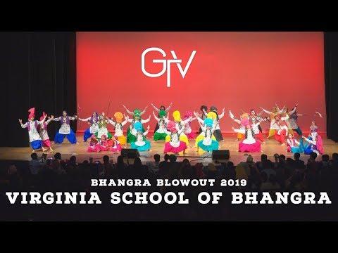 Virginia School of Bhangra – Bhangra Blowout 2019