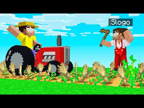 THIS Is The FASTEST WAY To FARM In MINECRAFT!