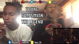 Sam Smith - Too Good At Goodbyes (Reaction Video)