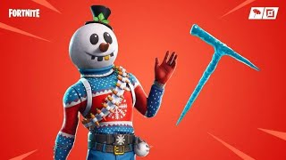 Slushy soldier skin!!!!!!! ( Unbelievable!! must watch) Fortnite Battle Royal gameplay
