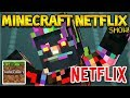 MINECRAFT TV SHOW COMING TO NETFLIX FOR FREE!