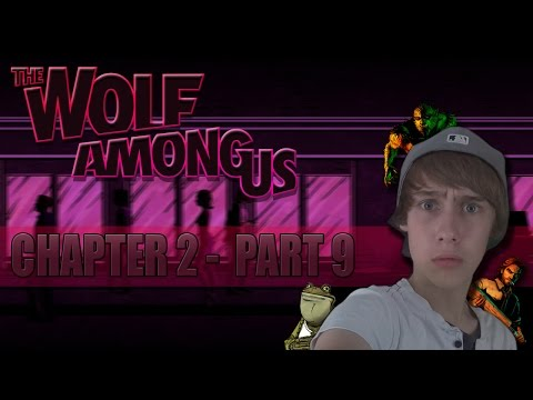 The Wolf Among Us - Chapter 2 Part 9 ''Er zijn strippers!''