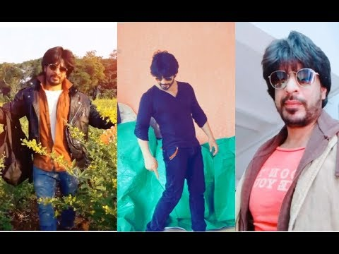 Duplicate Sharukh Khan in Tiktok Video