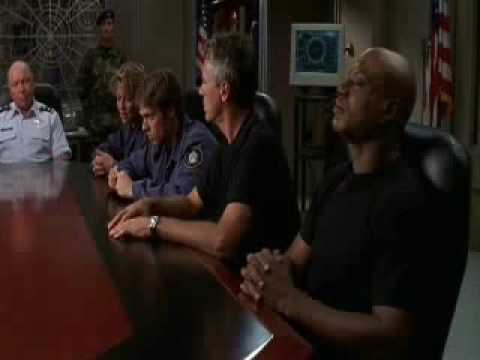 Row,Row,Row Your Boat [ Stargate SG-1 ]