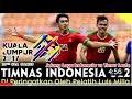 Jelang Laga INDONESIA vs TIMOR LESTE SEA GAMES 2017
