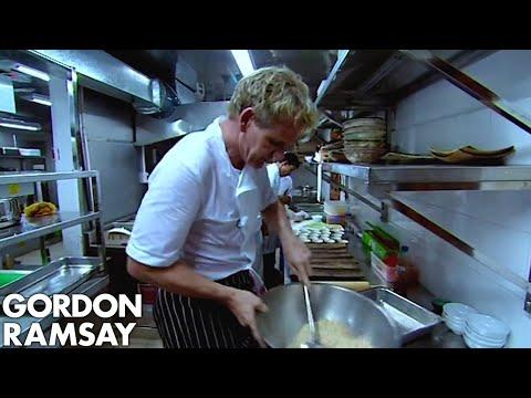 Gordon Ramsay Cooks For Cambodian Royalty | Gordon's Great Escape