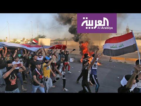 10 محافظات عراقية تشتعل مجددا للمطالبة باختيار رئيس وزراء جديد  - نشر قبل 2 ساعة