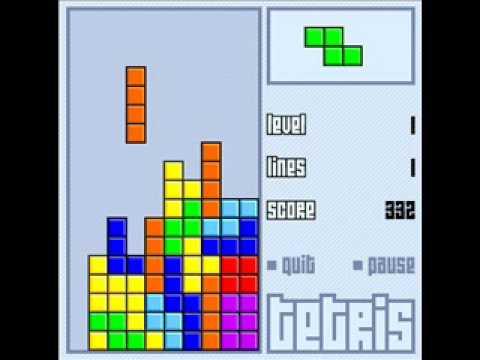 2pm tetris
