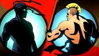 ПОЛНОЕ ПУЗО КИРПИЧЕЙ #8 прохождение игры Shadow Fight 2 БЕЗ ДОНАТА бой с тенью 2 от Funny Games TV