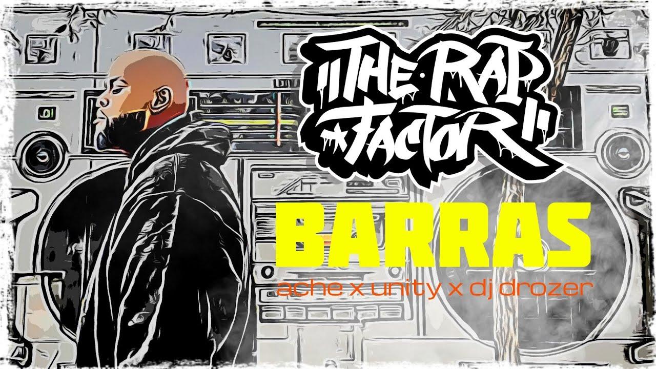 Download [THE RAP FACTOR] VIDEO RESEÑA: UNITY ❌ ACHE ❌ DJ DROZER 🇵🇷 - BARRAS