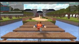Roblox Sonic World Adventure level one gameplay