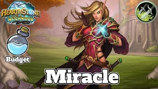 Budget Miracle Rogue Witchwood | Hearthstone Guide How To Play