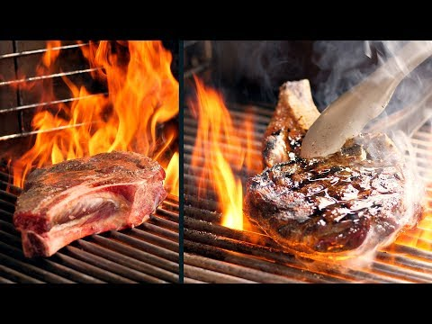 How to Grill the Perfect Steak | Weber Genesis II Gas Grill | BBQGuys Recipe