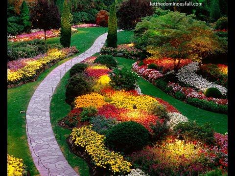 55 design ideas for your garden 55 ideas de dise o para for Jardines espectaculares