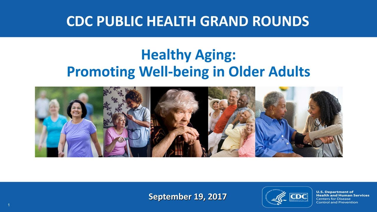 Download Healthy Aging: Promoting Well-being in Older Adults
