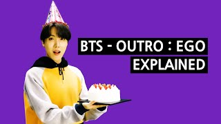 Download lagu BTS (방탄소년단) - Outro: EGO Explained by a Korean