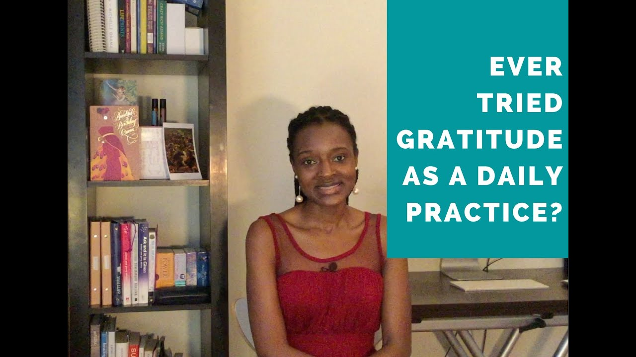 Gratitude, Your New Attitude?