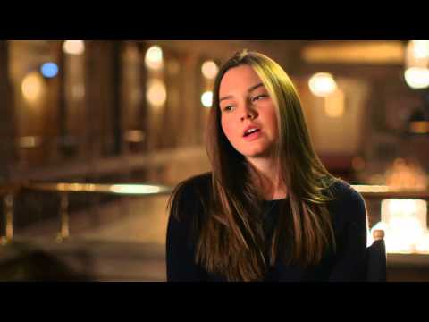 "If I Stay: Liana Liberato ""Kim"" Behind the Scenes Movie Interview"