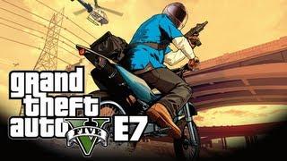 Grand Theft Auto V - Singleplayer - E7 - Gettin