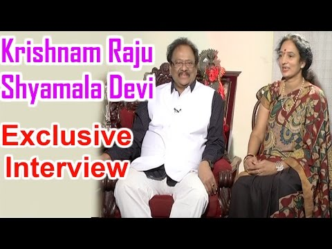 Rebel Star Krishnam Raju Exclusive Interview | Prabhas Marriage Date | Birthday Special | HMTV