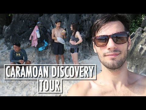 CARAMOAN DISCOVERY TOUR - On the way to TV