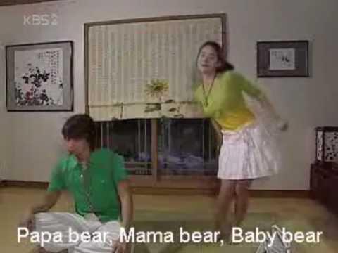 Full House- 3 Bears (Cover Me As Han Ji-Eun)