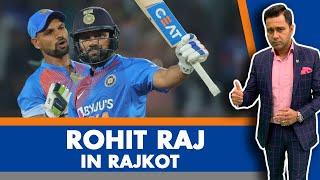 ROHIT Raj in RAJKOT   #AakashVani   #INDvBAN 2nd T20I Review