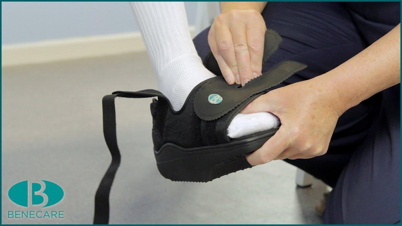 8290f9b19b29 Benefoot Wedge Off - Loading Shoe  How To Apply. benecaremedical