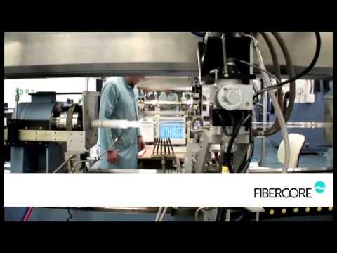 Fibercore Manufacturing Video