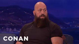 "The Big Show: Dwayne ""The Rock"" Johnson Loves Karaoke  - CONAN on TBS"