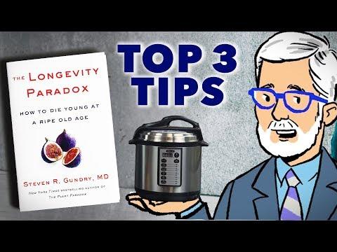 The Longevity Paradox Diet