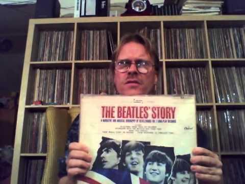 VC MY US BEATLES ALBUMS PART 1