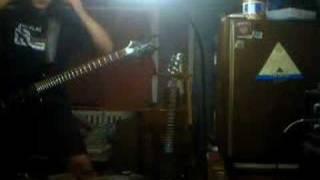 Richard Chamberlain II & Joel Bisson Playing Guitar