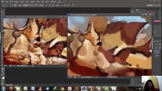 Digital Painting - Thorny Devil by Clarissa Prana (Speed Painting)